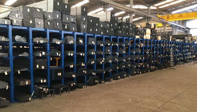 Garantía y seguridad en soluciones de almacenaje